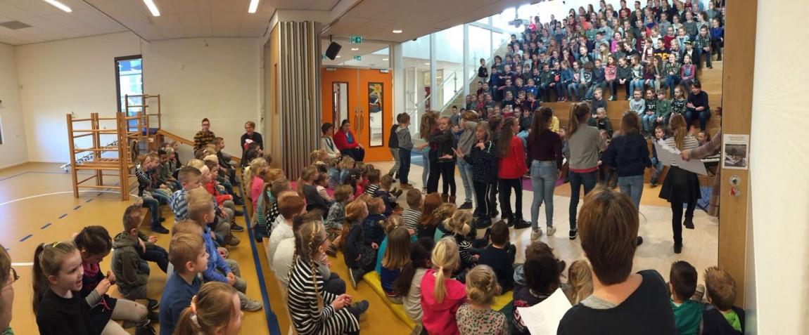 Sing-Inn voor school-kerk-gezinsdienst